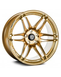 "COSMIS RACING - MRII Hyper Bronze (18"" x 8.5"", +22 Offset, 5x114.3 Bolt Pattern, 73.1mm Hub)"