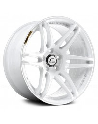 "COSMIS RACING - MRII White (18"" x 8.5"", +22 Offset, 5x100 Bolt Pattern, 73.1mm Hub)"