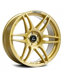 "COSMIS RACING - MRII Gold (18"" x 8.5"", +22 Offset, 5x100 Bolt Pattern, 73.1mm Hub)"