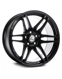 "COSMIS RACING - MRII Black (17"" x 8"", +15 Offset, 6x114.3 Bolt Pattern, 73.1mm Hub)"