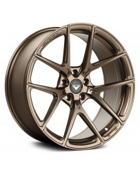 "Vorsteiner VFF-101 Bronze (19"" x 8.5"", +30 Offset, 5x120.65 Bolt Pattern, 72mm Hub)"
