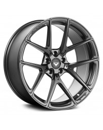 "Vorsteiner VFF-101 Graphite (19"" x 10"", +45 Offset, 5x120.65 Bolt Pattern, 72mm Hub)"