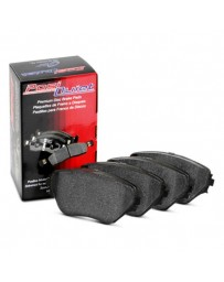 Nissan Juke Nismo RS 2014+ Centric Posi Quiet Extended Wear Semi-Metallic Rear Disc Brake Pads