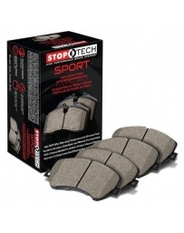 Nissan Juke Nismo RS 2014+ StopTech Sport Performance Front Brake Pads