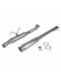 Nissan Juke Nismo RS 2014+ Injen Stainless Steel Downpipe with Custom Molded S.S. Flanges