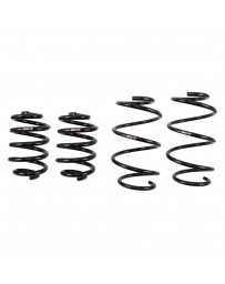 "Nissan Juke Nismo RS 2014+ RS-R 1.2""-1.4"" x 1""-1.2"" Down Front and Rear Lowering Coil Springs"