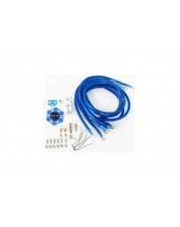 NRG GK-100BL - Grounding System (Blue)