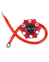NRG GK-100RD - Grounding System (Red)