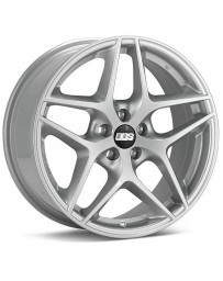 BBS CF 18x8 5x120 ET38 Sport Silver Wheel - 82mm PFS/Clip Required