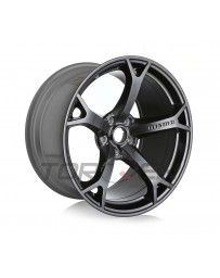 370z Nissan Genuine OEM Nismo v1 wheel - REAR