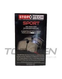 EVO 8 & 9 StopTech Sport Performance Rear Brake Pads