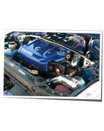 350z DE Vortech V-3 SCi Supercharger Complete System, Polished - 2006 Standard Engine