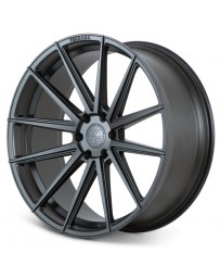 Ferrada FT1 Matte Black 24x10 Bolt : 6x5.5 Offset : +30 Hub Size : 78.1 Backspace : 6.68