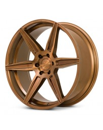 Ferrada FT2 Brushed Cobre 24x10 Bolt : 6x5.5 Offset : +30 Hub Size : 78.1 Backspace : 6.68