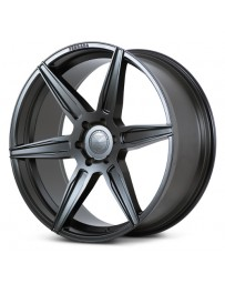 Ferrada FT2 Machine Silver 22x9.5 Bolt : 5x5.5 Offset : +20 Hub Size : 77.8 Backspace : 6.04