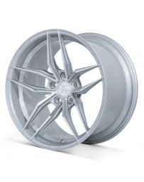 Ferrada F8-FR5 Machined Silver 20x11 Bolt : 5x130 Offset : +45 Hub Size : 71.6 Backspace : 7.77