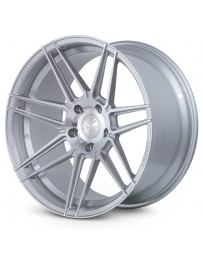 Ferrada F8-FR6 Machine Silver 20x11 Bolt : 5x4.75 Offset : +30 Hub Size : 74.1 Backspace : 7.18