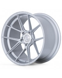 Ferrada F8-FR8 Machine Silver 20x10 Bolt : 5x4.5 Offset : +40 Hub Size : 73.1 Backspace : 7.07