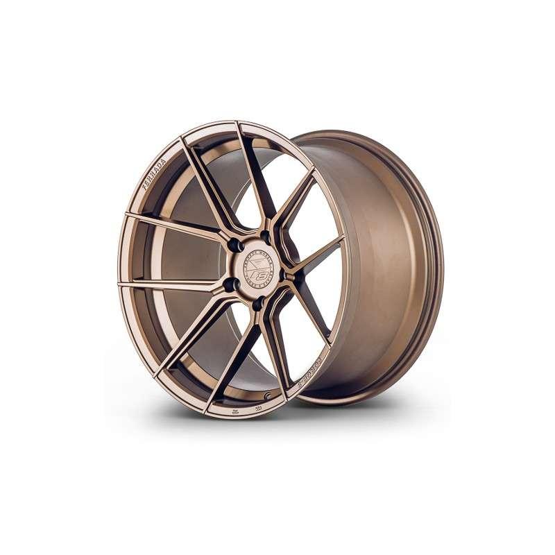 Ferrada F8-FR8 Matte Bronze 20x11 Bolt : 5x4.5 Offset : +28 Hub Size : 73.1 Backspace : 7.1