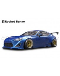 Scion FR-S (ZN6) Rocket Bunny V1 Complete Widebody Aero Kit (without GT-Wing)