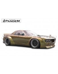Mazda RX7 (FD3S) Pandem Full Boss Conversion Aero Kit