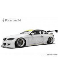 BMW M3 (E92) - Pandem Full Widebody Aero Kit without GT Wing