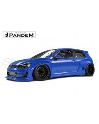 VW Golf (MK7) Pandem Complete Widebody Aero Kit