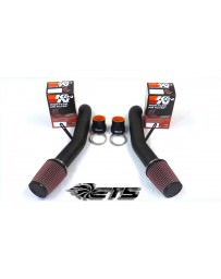 Nissan GT-R R35 ETS Twin Turbo Intake Kit