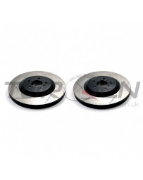 Juke Nismo RS 2014+ StopTech Discs - Front pair - SLOTTED