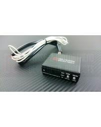 Nissan GT-R R35 P2M P2-SFCV3-GD Fan Speed Controller Kit with Dual Temp Sensors, 30 amps