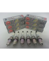 350z HR NGK Laser Iridium Spark Plug set of 6
