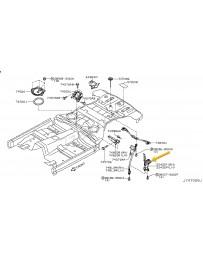 370z Nissan OEM Suspension member stay bracket - LH