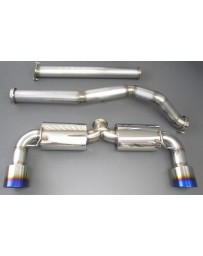 Toyota GT86 Ultimate Racing Dual Exit Catback Exhaust