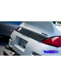 350z Mercury Z Project Rear license Number Protector