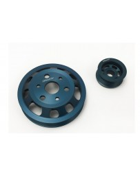 Toyota 86 Subaru BRZ - 2pc. Pulley Kit