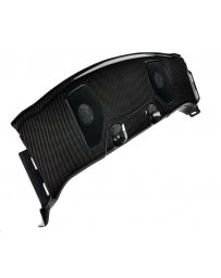 Nissan GT-R R35 Password JDM Dry Carbon Fiber Rear Speaker Shelf