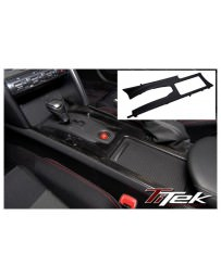 Nissan GT-R R35 Titek Carbon Fiber Center Console, Gloss Finish