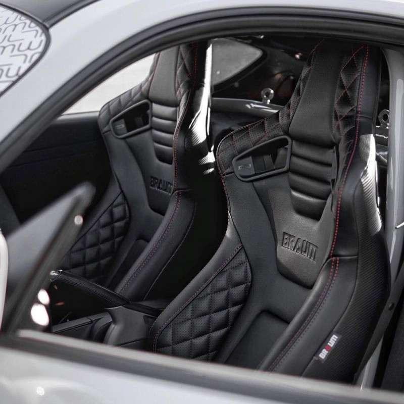 BRAUM ELITE-X SERIES RACING SEATS ( DIAMOND ED. | RED ...