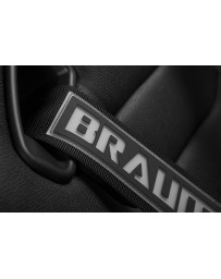 BRAUM 5 PT – SFI 16.1 RACING HARNESS (BLACK)