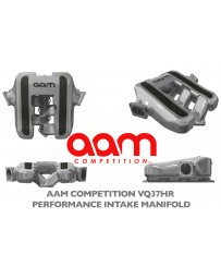370z AAM Competition VQ37HR Performance Intake Manifold