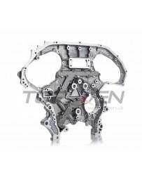 350z DE Nissan OEM Timing Chain Cover, Rear 03-04