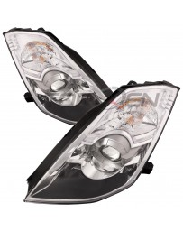 350z 2006-2009 DEPO Nissan HID Xenon Headlight Lamps