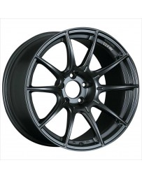 SSR GTX01 FLAT BLACK WHEEL 18X7.5 5X100 48MM