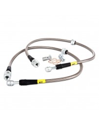 350z Stoptech Stainless Steel Brake Lines - FRONT
