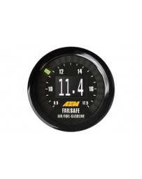 Nissan GT-R R35 AEM Air Fuel Failsafe Wideband Air/Fuel & Boost-In-One Gauge - UEGO