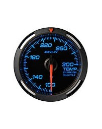 Nissan GT-R R35 Defi Racer Gauge - Temperature, 52mm