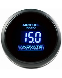Nissan GT-R R35 Innovate Motorsports 3793 DB-Series Air / Fuel Gauge, Blue