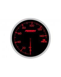 Nissan GT-R R35 Perrin Oil Pressure Gauge, 60mm - Universal