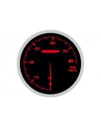 Nissan GT-R R35 Perrin Fuel Pressure Gauge, 60mm - Universal
