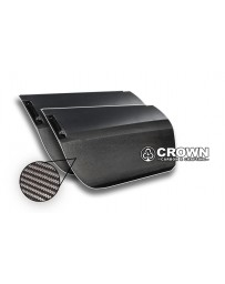 350z Crown Carbon Crafting Carbon Fiber Doors